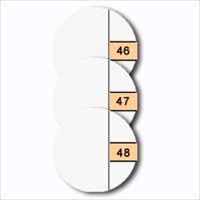 Pleading Number Index Tabs 1-48